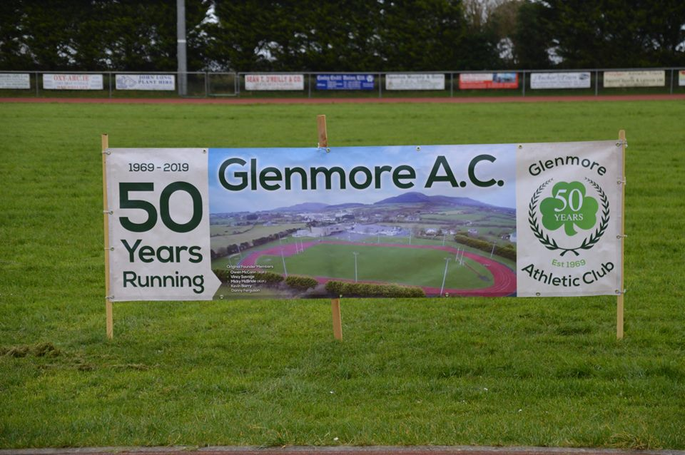 glenmore ac johnny mullen cup