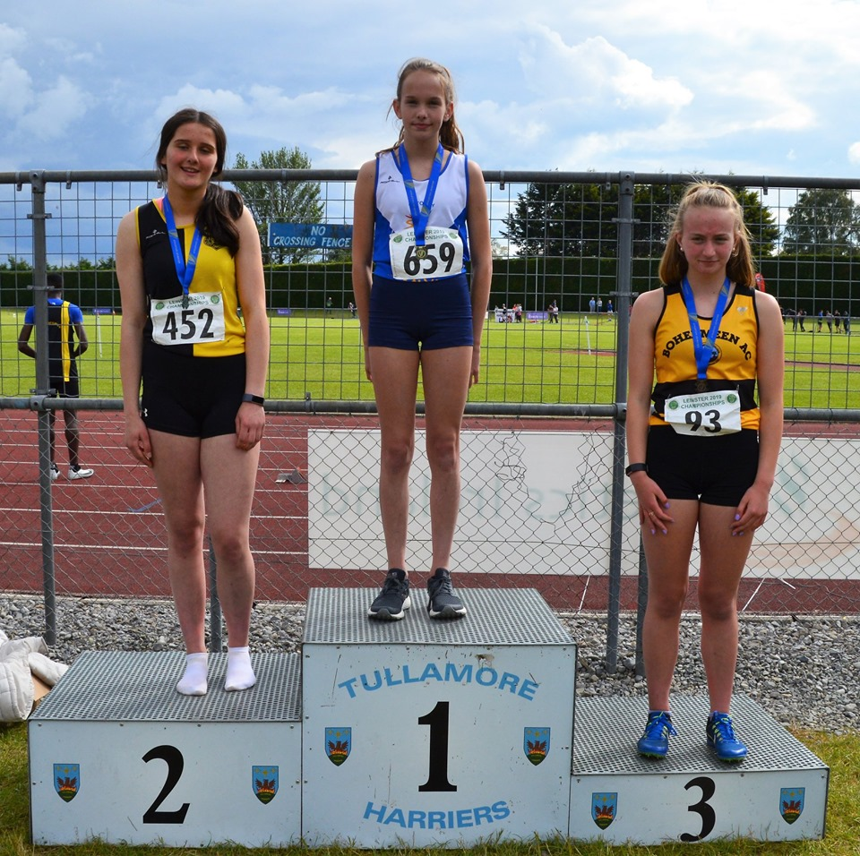 leinster track and field championships